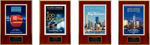 Castle-Connolly-Plaques-Dr-Krevitt