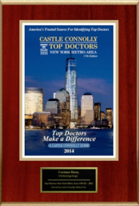Castle Connolly Top 2014